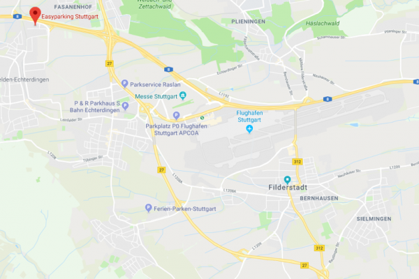 Rhodos Karte Flughafen.Die Wichtigsten Fragen Zum Parken Am Flughafen Stuttgart